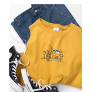 image of  查理‧布朗好朋友大集合無袖上衣 Charlie Brown Good Friends Big Collection Sleeveless Top