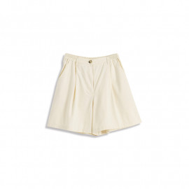 image of 簡約素面短褲 Simple Plain Shorts