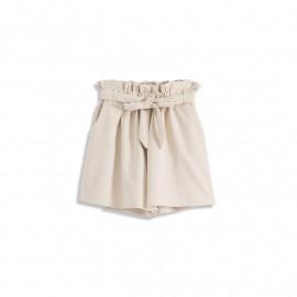 image of 蝴蝶結綁帶造型短褲 Bow Tie Style Shorts