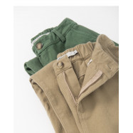 image of 基本百搭素色直筒寬褲 兩色售 Basic Versatile Plain Straight Wide Pants Two Colors