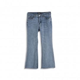 image of 造型鬚邊牛仔褲 Styling Jeans S/M/L