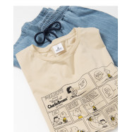 image of 查理‧布朗漫畫T恤 Charlie Brown Comic T-Shirt
