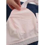 哺乳內衣。麗子孕婦休閒式哺乳內衣(1入)