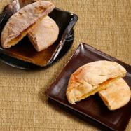 image of 綜合小酥餅(芋頭+奶油)12入