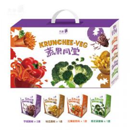 image of 【禮盒】六盒彩虹包