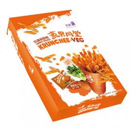 image of 【精裝盒】紅蘿蔔脆條 8包/盒