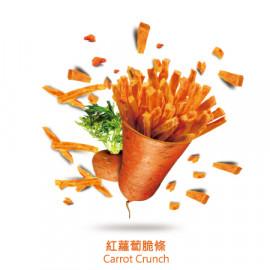 image of 【杯】紅蘿蔔脆條 25G/杯