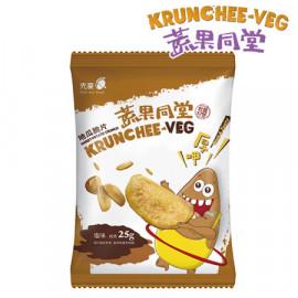 image of 蔬果同堂地瓜脆片包【小】25G