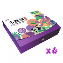 image of 綜合小酥餅10入*6盒