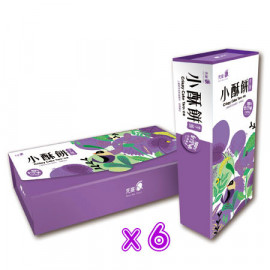 image of 先麥芋頭小酥餅5入*6盒