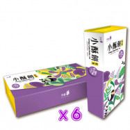 image of 先麥奶油小酥餅5入*6盒
