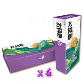 image of 先麥太陽餅5入*6盒