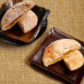 image of 綜合小酥餅(芋頭+奶油+太陽餅)18入