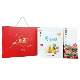 image of 豬事旺萊禮盒(鳳梨酥6入+醋隨身包12入)