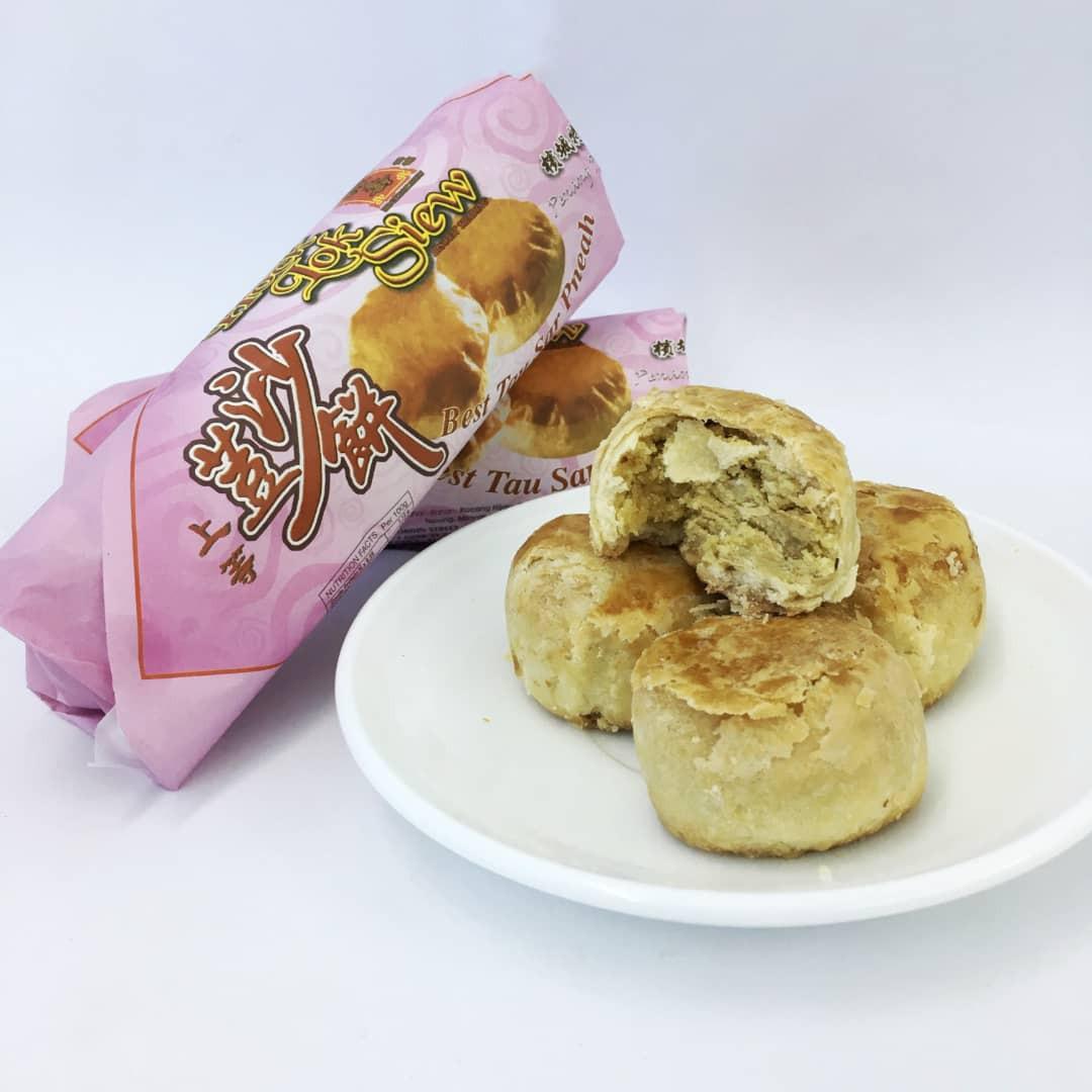 Tau Sar Pneah 荳沙饼