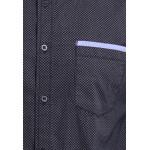 Diesel Men Woven Shirt Long Sleeve - Dark Grey