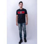 image of Diesel Men Graphic Tee S/S - Black