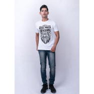 image of Diesel Men Graphic Tee S/S – White