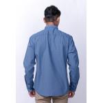 Diesel Men Printed Shirt L/S - Blue