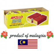 image of Apollo Chocolate Cake A3020 24'S X 18g