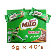 image of Milo Choco Bar 6g X 40'S