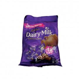 image of Cadbury Dairy Milk Chocolate 22'S X 4.5g