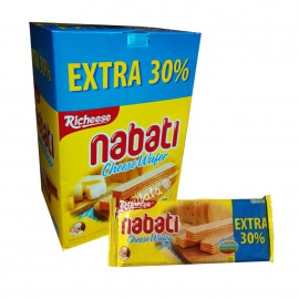 image of Nabati Cheese Wafer 20'S X 18g