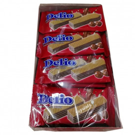 image of Delio Wafer Chocolate 24'S