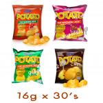 Rota Potato Chips 30'S