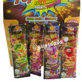 image of Super Pop Candy 100'S