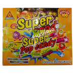 Super Pop Candy 100'S