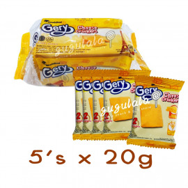 image of Gery Cheese Cracker 5'S X 20g