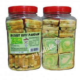 image of Biskut Roti Pandan 600g