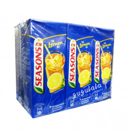image of F&N Season Ice Lemon Tea 6'S X 250ml