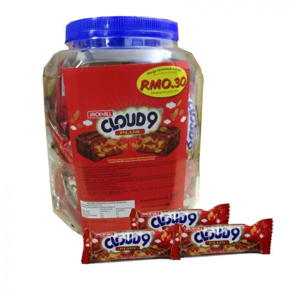 Cloud 9 Plus 60'S X 12g