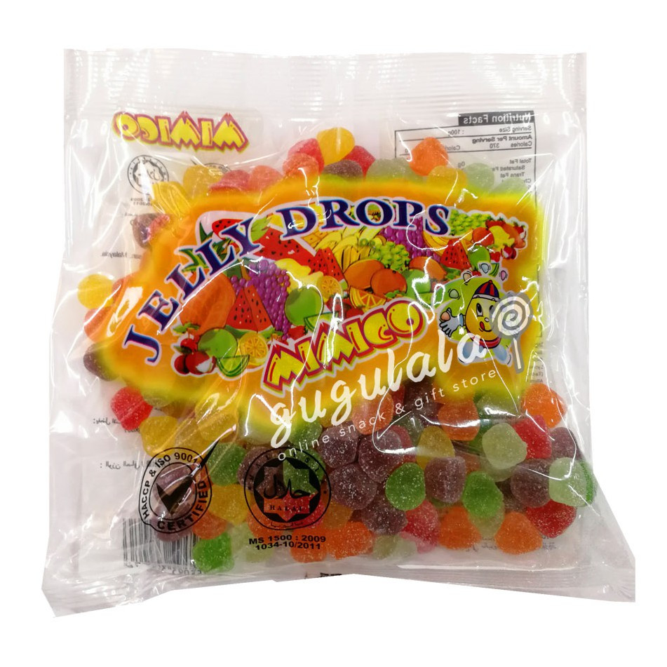 Mimico Jelly Drops 500g