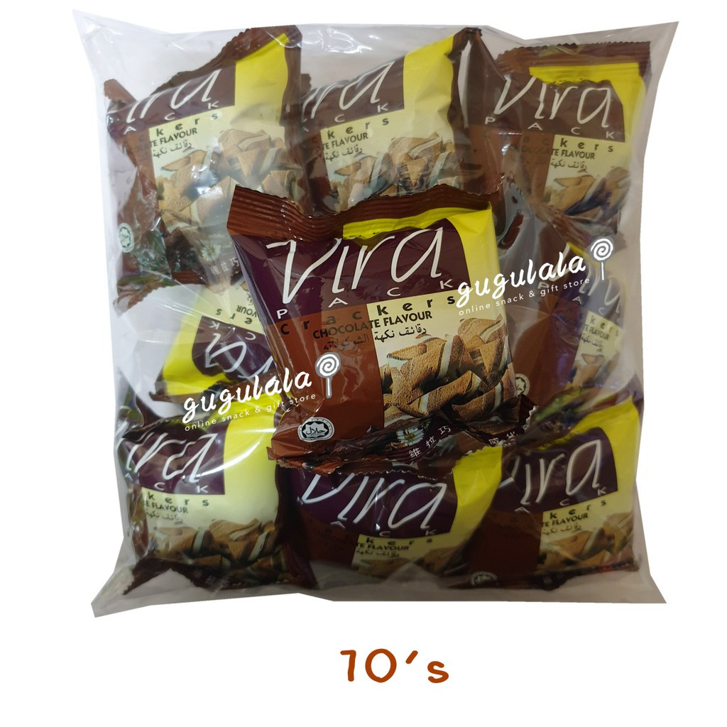 Vira Crackers 10'S