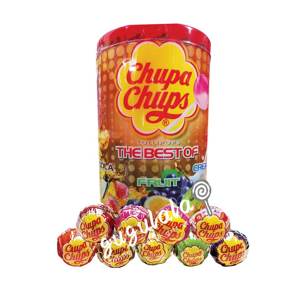 Chupa Chups Lollipops 100'S X 11g
