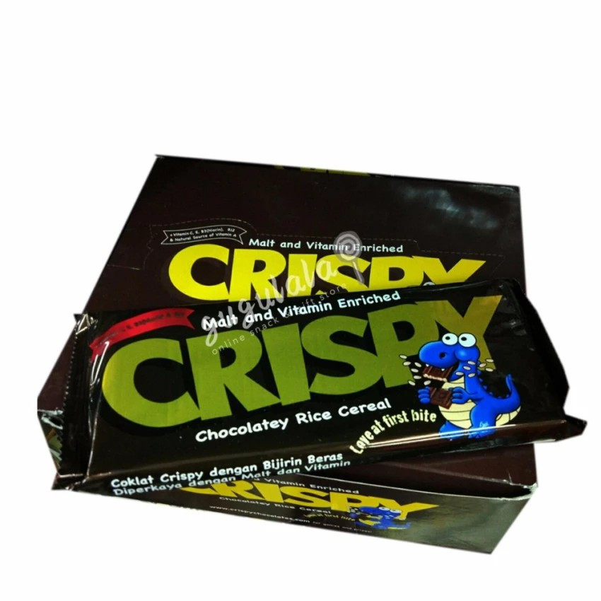 image of Crispy Chocolatey Rice Cereal 12'S X 130g