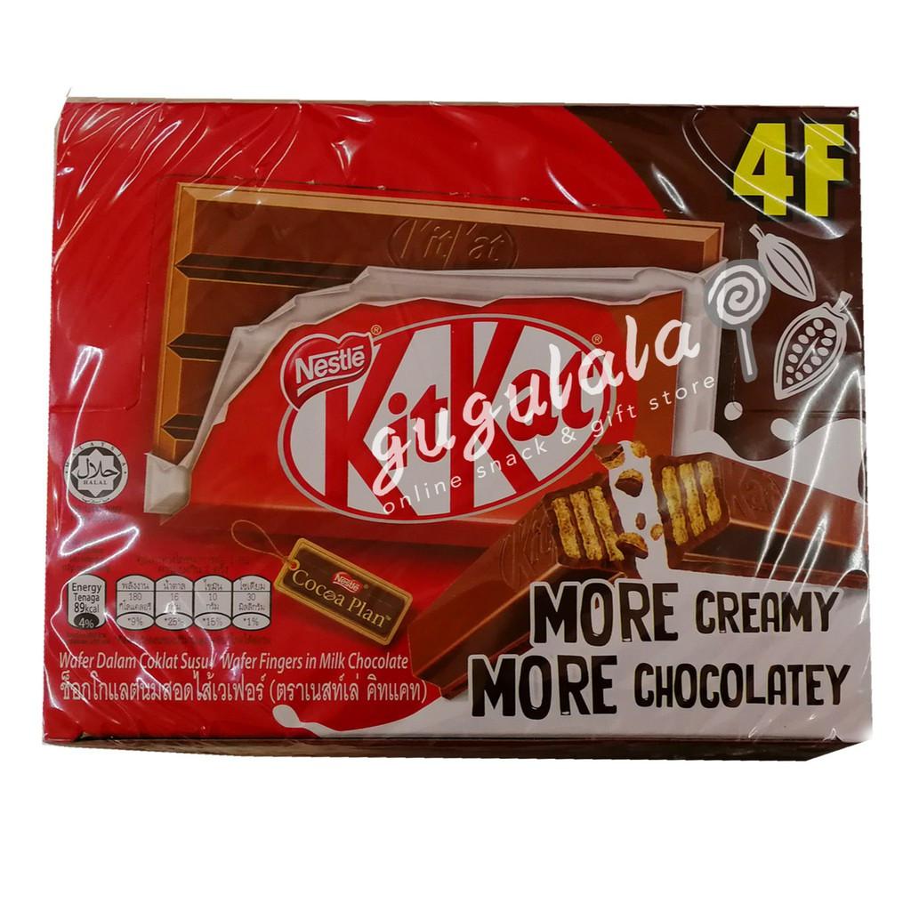 image of 4F KitKat 24'S X 35g