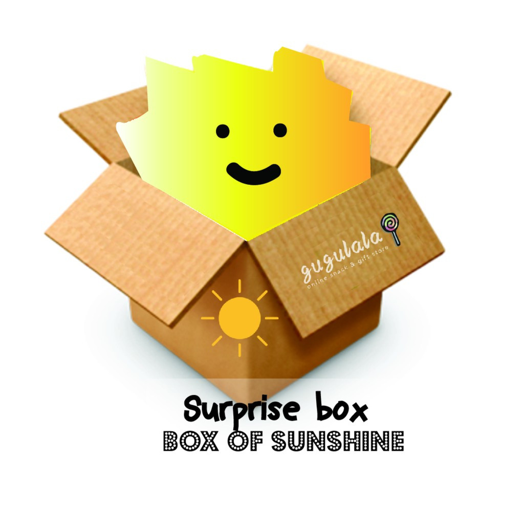 image of Box Of Sunshine