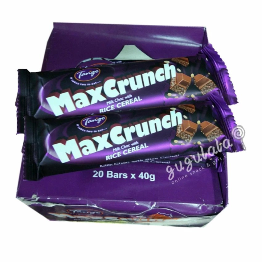 image of Tango Max Crunch 20'S X 40g