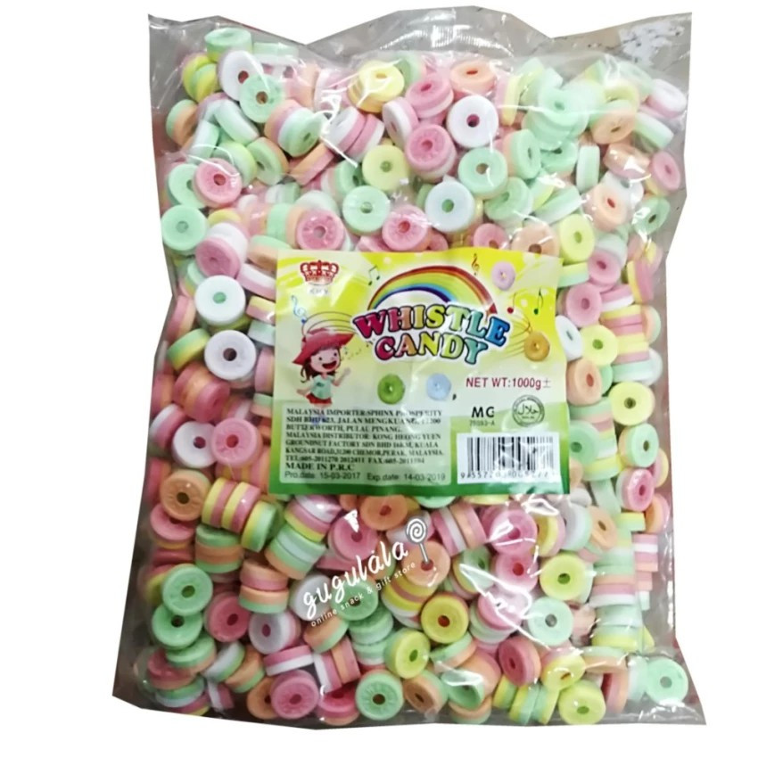 image of Whistle Candy 1kg