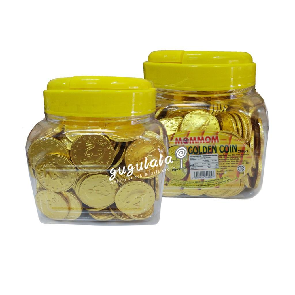 MOMMOM Golden Coin 200'S