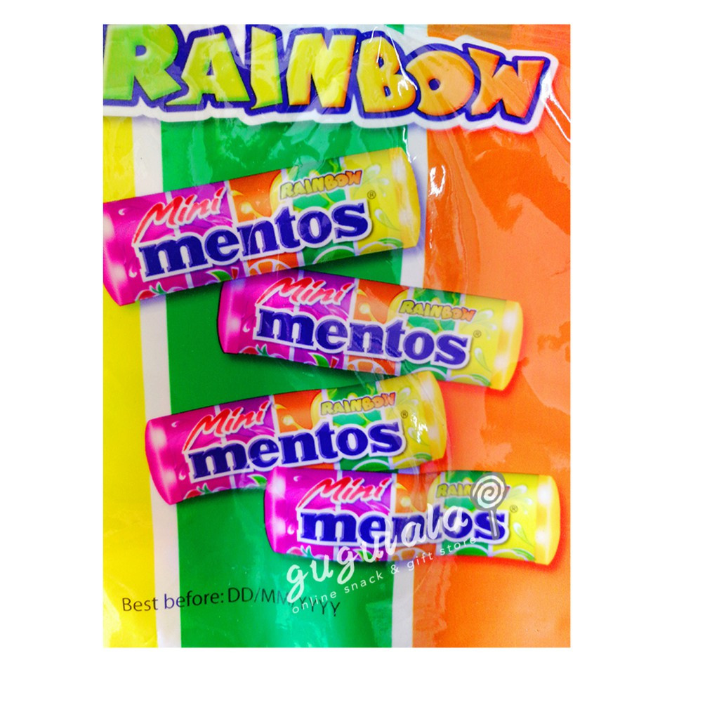 image of Mini Mentos 100'S