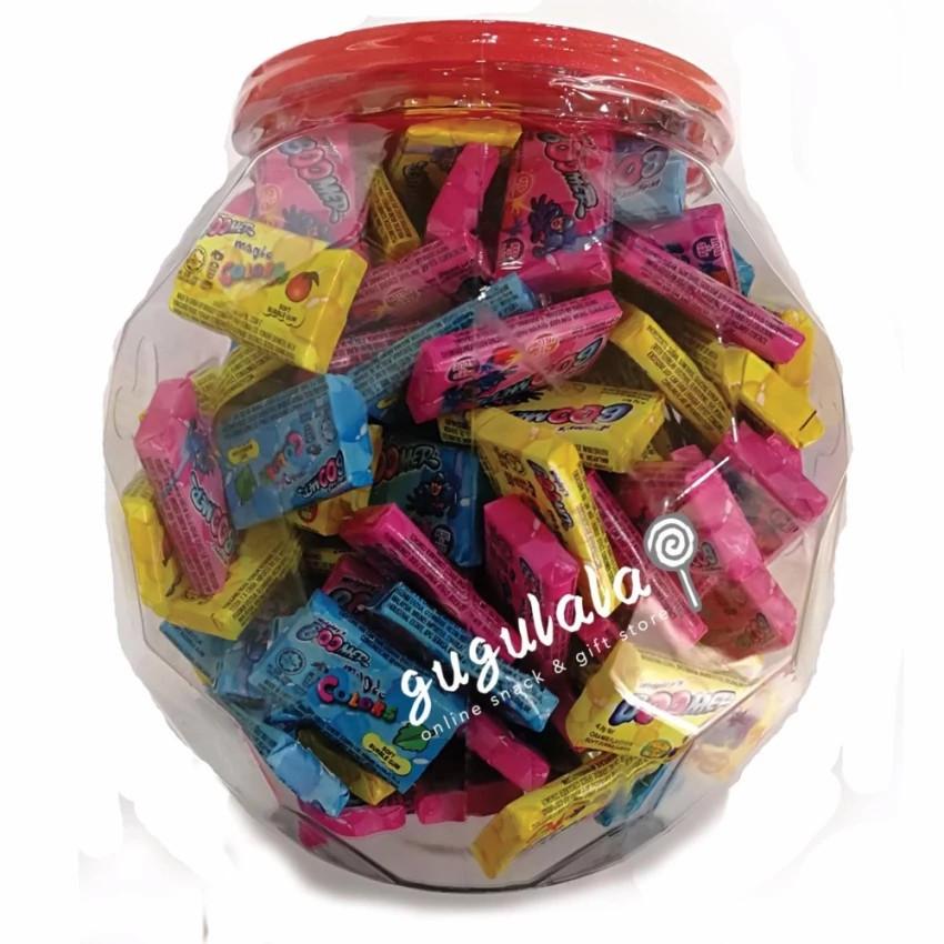 Wrigley's Boomer Soft Bubble Gum 150'S