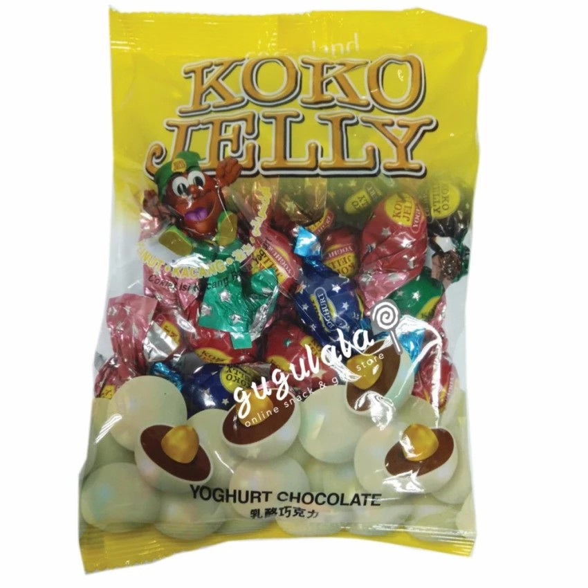 image of Koko Jelly Yoghurt Chocolate 750g