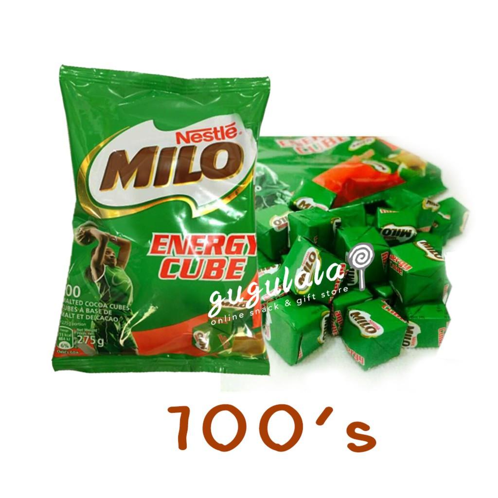 Milo Cube 100'S