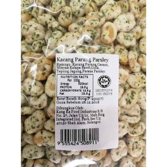 image of Kacang Parang Parsley 800g