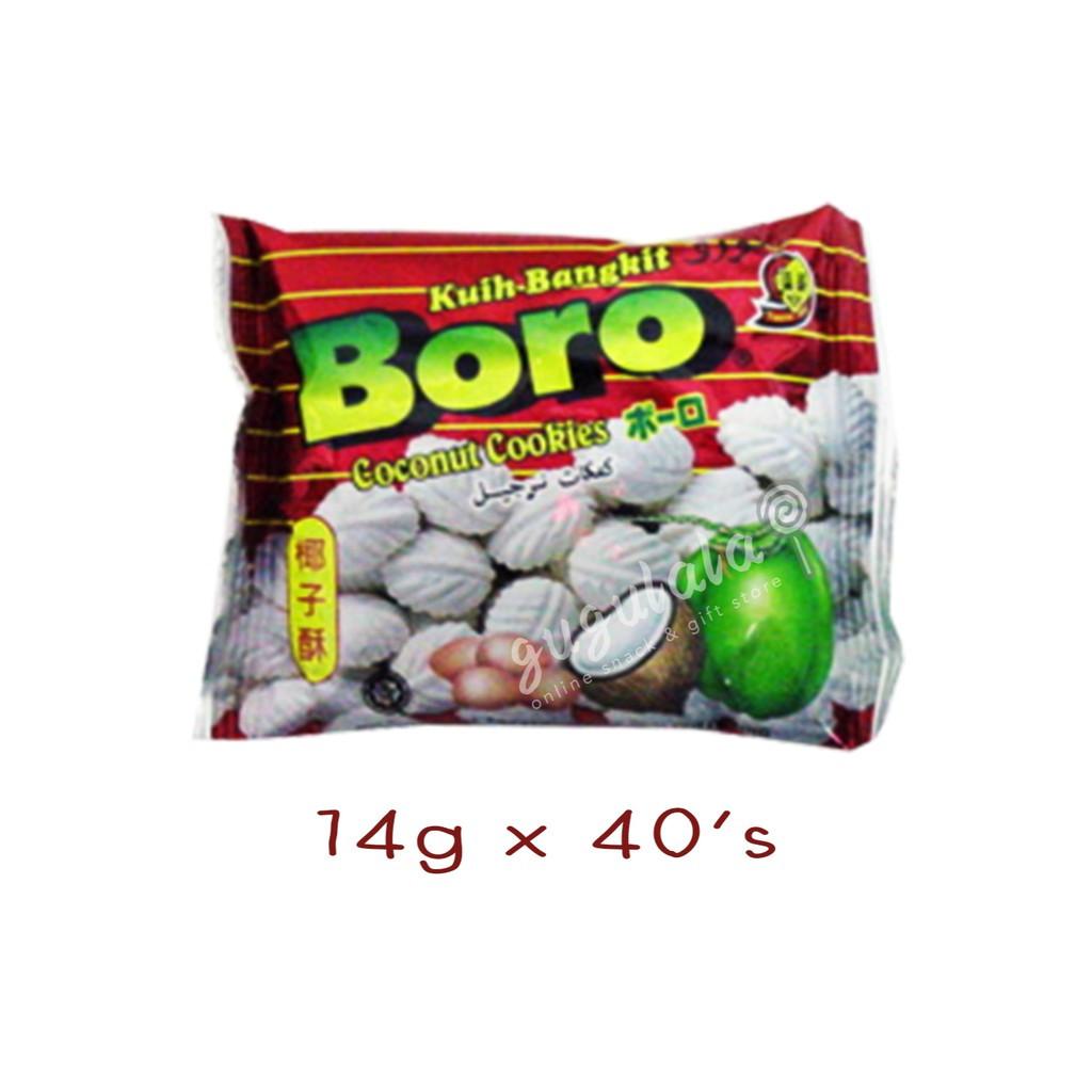 image of Boro Coconut Cookies 40'S X 14g